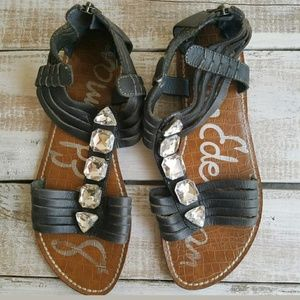 Sam Edelman gladiator sandals size 10M galina